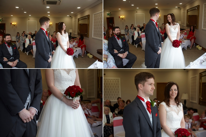 Sherryl and Richard - Hintlesham Golf Club 12