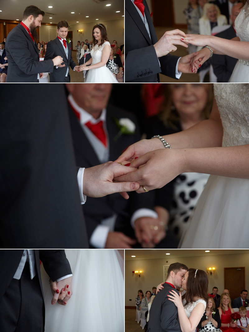 Sherryl and Richard - Hintlesham Golf Club 15
