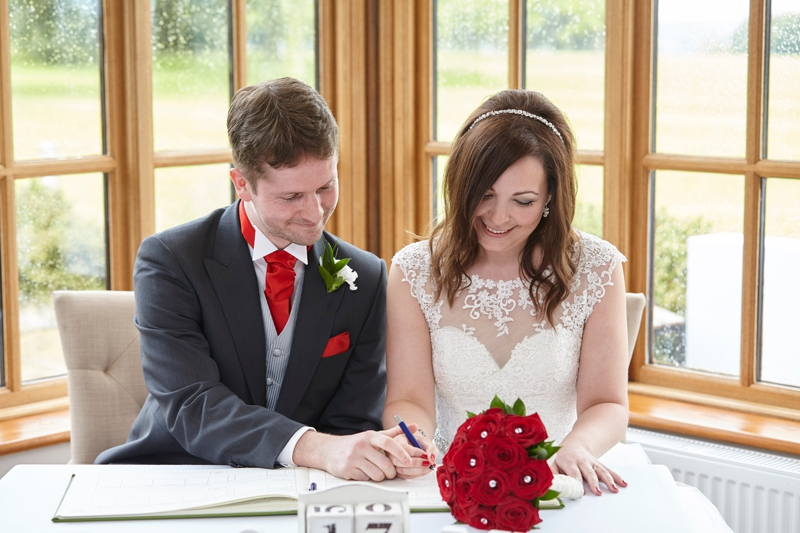 Sherryl and Richard - Hintlesham Golf Club 16