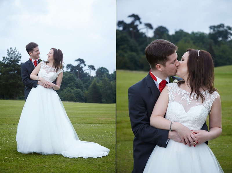 Sherryl and Richard - Hintlesham Golf Club 24