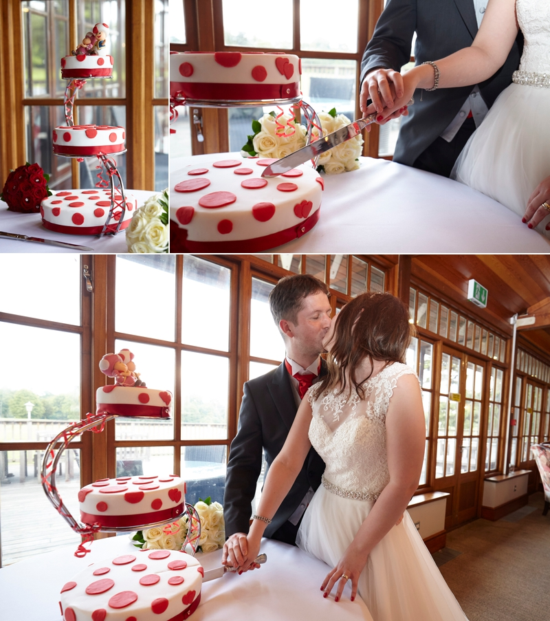 Sherryl and Richard - Hintlesham Golf Club 26