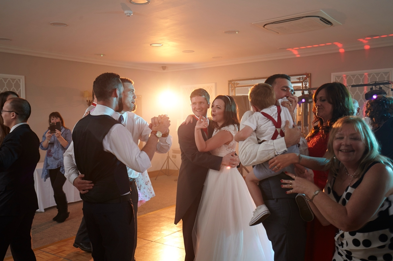 Sherryl and Richard - Hintlesham Golf Club 30