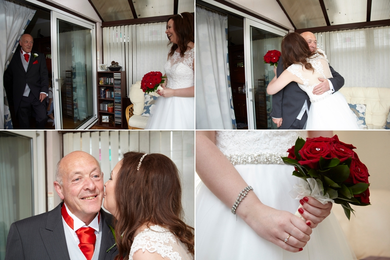 Sherryl and Richard - Hintlesham Golf Club 7