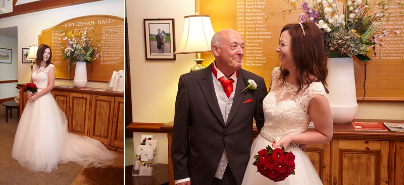 Sherryl and Richard - Hintlesham Golf Club 9